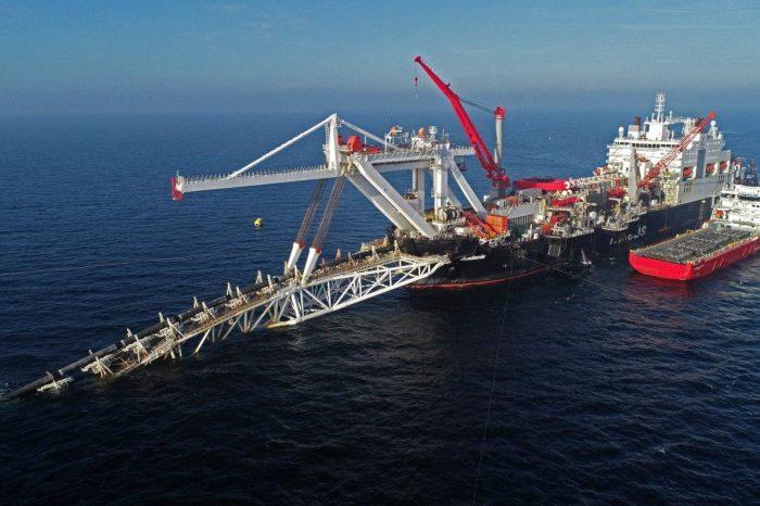 США расширили санкции против Северного потока-2