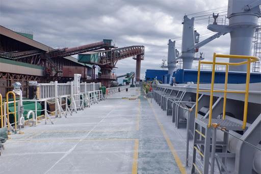 Беларусь впервые поставила калий по Северному морскому пути