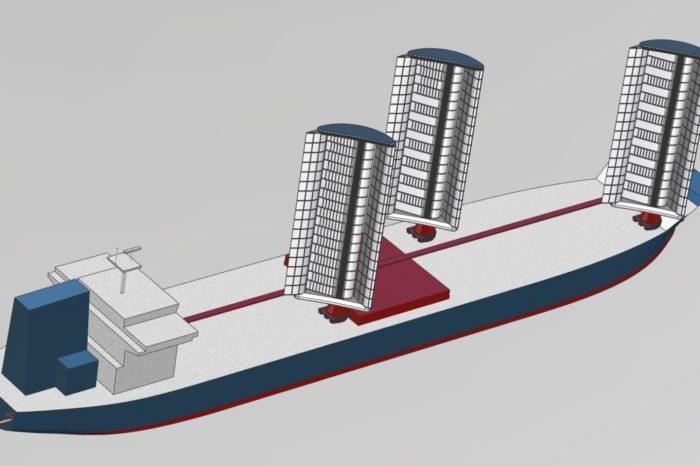 Cargill развивает ветроэнергетику в судоходстве