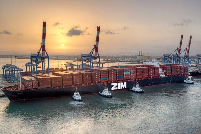 ZIM и Alibaba подписали новое соглашение о сотрудничестве