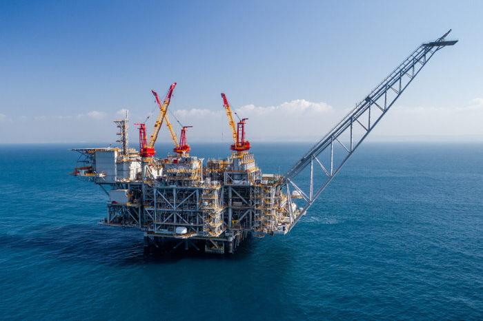 Noble Energy оштрафовали на миллион долларов за выбросы отходов в море