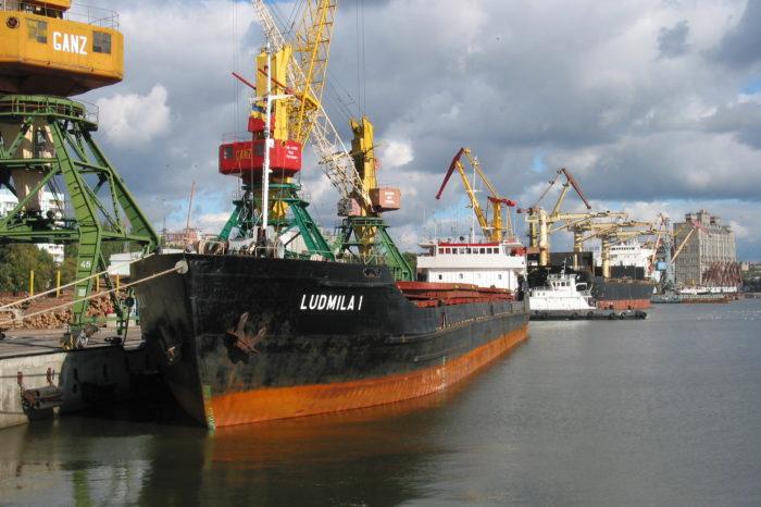 Падение перевалки в Николаевском порту за январь-октябрь