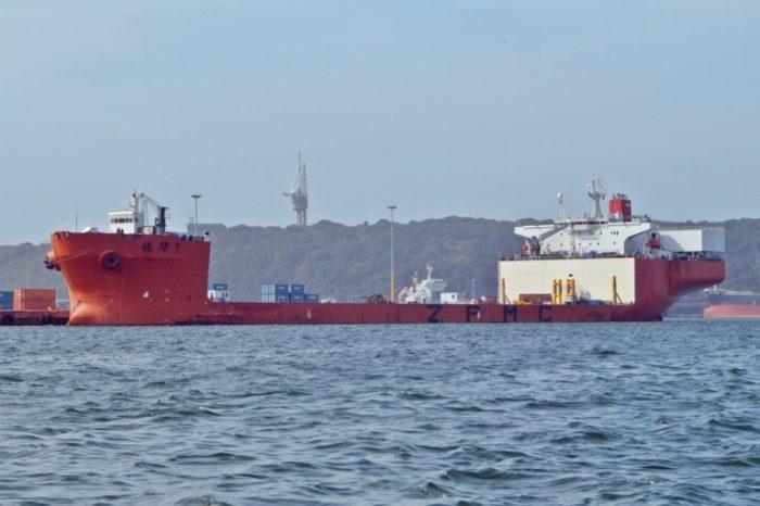 Пираты похитили 14 членов экипажа китайского Zhen Hua 7 в Гвинейском заливе