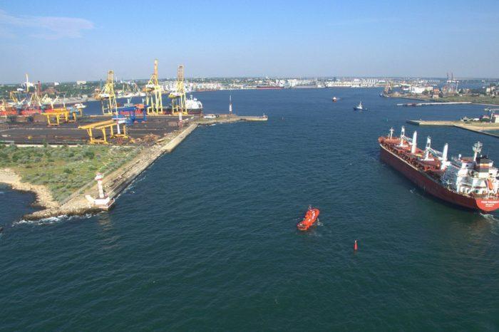 """Порт Черноморск: рекорд роста """"ТБТ"""" на фоне падения перевалки в акватории"""