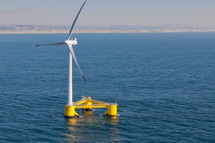 Новые правила класса DNV GL для плавучих оффшорных ветроэнергетических установок