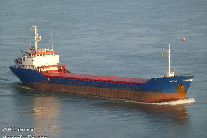 В Гвинейском заливе пираты похитили 10 членов экипажа сухогруза