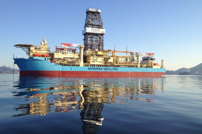 Maersk Drilling заключает контракт с Total на 100 миллионов долларов