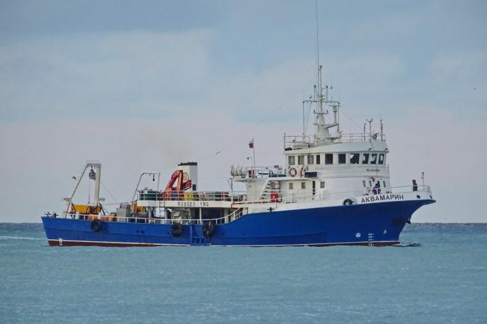 У 16 членов экипажа российского судна обнаружили коронавирус
