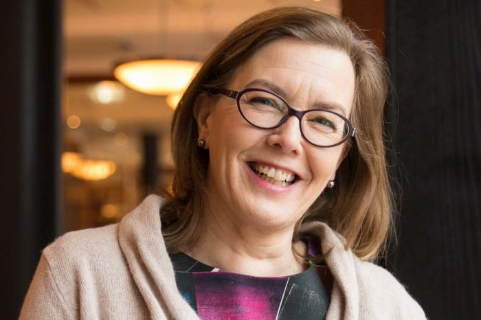 Анналина Мякиля избрана председателем Европейской организации морских портов