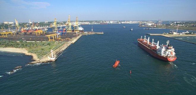 «Ernst & Young» участвуют в подготовке концессии Черноморского порта