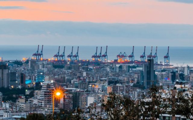 HPC проведет стратегическое исследование реконструкции порта Бейрута