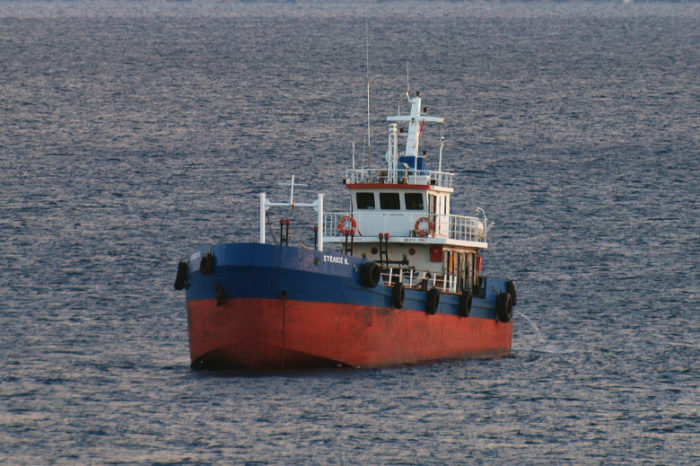 В Гвинейском заливе захватили бункеровочное судно