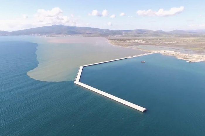В Турции построят контейнерный хаб