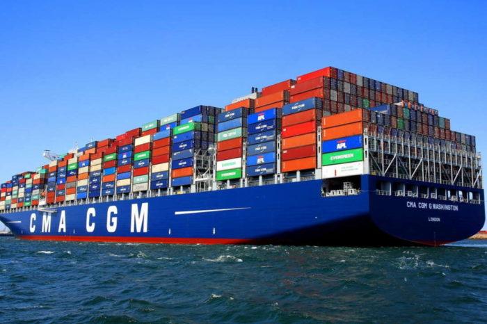CMA CGM Group сообщает о прибыли более 500 миллионов долларов США