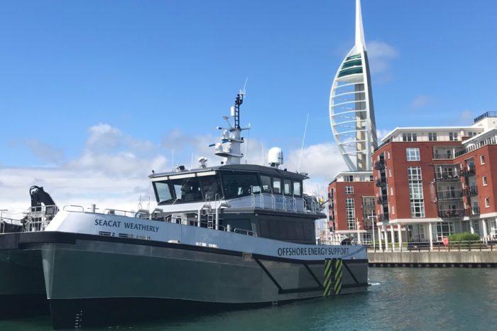 Seacat заказывает катамараны Chartwell 24 с передовой технологией Foss