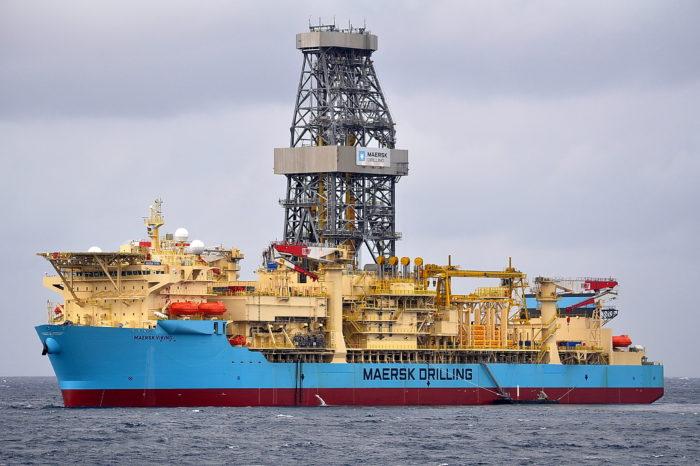 Maersk Drilling получает продление контракта на буровое судно от Brunei Shell