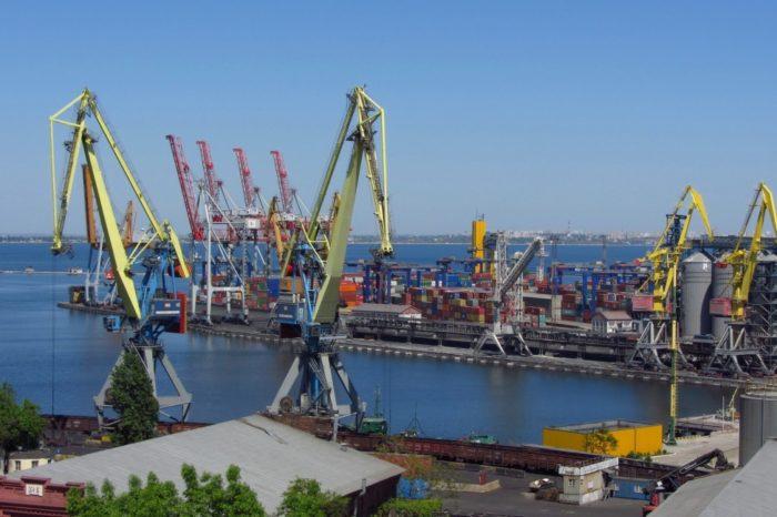 Тенденции грузооборота в Одесском порту