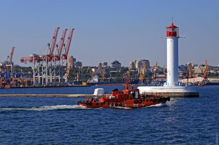 В Одесском порту отремонтируют админздание за 4,9 млн грн
