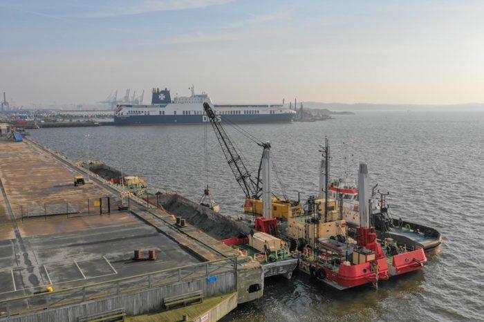 Порт Гётеборг вводит пилотную схему закупок без выбросов