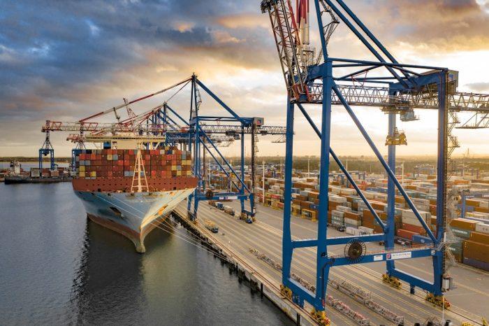 Порт Гданьск впервые вошел в топ-20 крупнейших портов Европы