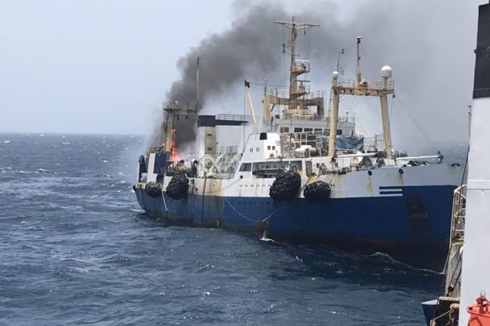 Больше 3 тысяч аварий в год: статистика по морским инцидентам в акватории стран ЕС