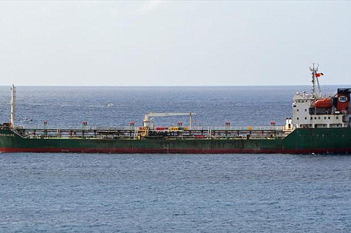 Танкер с моряками из Украины подвергся нападению пиратов