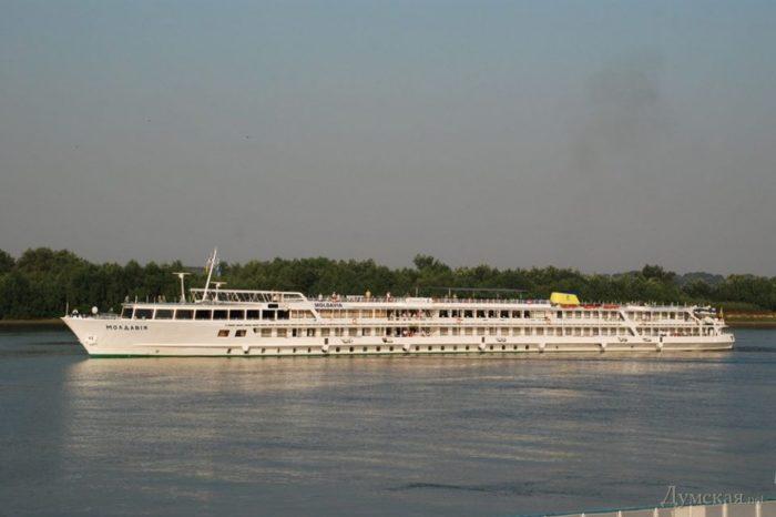 За 9 месяцев Украинское Дунайское пароходство получило 41,8 млн грн прибыли