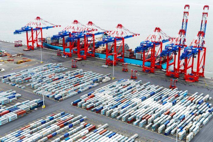 Контейнерные линии снова повышают фрахтовые ставки на сервисах в Азии