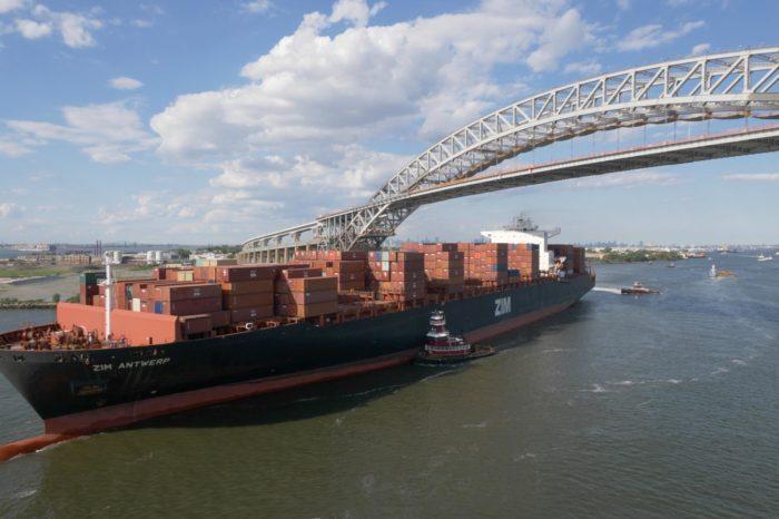 ZIM покупает еще тысячу контейнеров-рефрижераторов