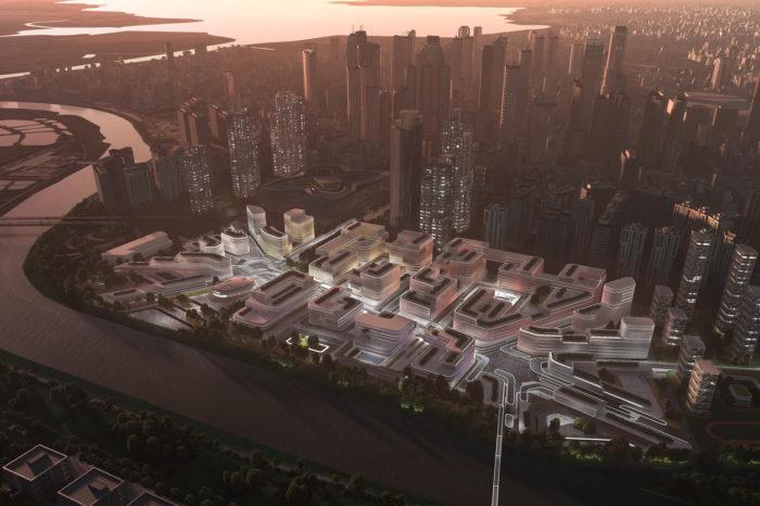Старый порт Китая станет научным центром (ФОТО)