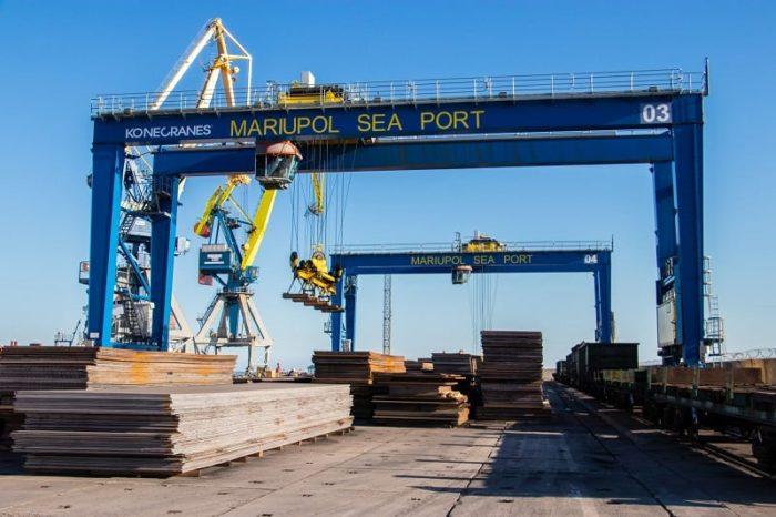 """ГП """"Мариупольский морской торговый порт"""" перевалило 6 млн тонн грузов"""