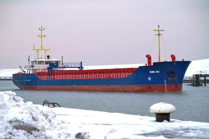 SMG модернизируют шесть судов нидерландской компании