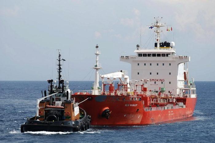 В Гвинейском заливе атаковали танкер-химовоз