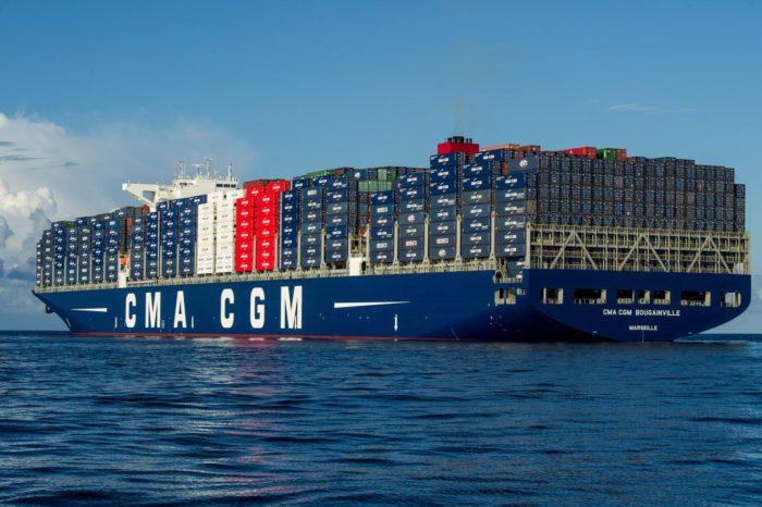 CMA CGM рассматривает альтернативные способы компенсации влияния на климат