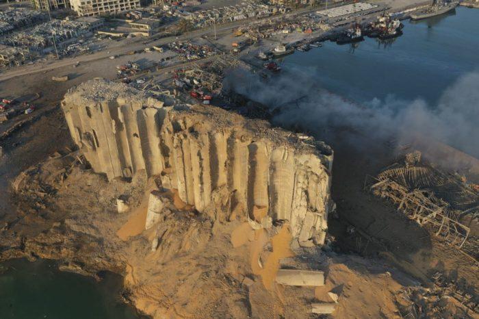 Украинская страховая группа выплатила $1,133 млн за груз зерна, поврежденный в Бейруте