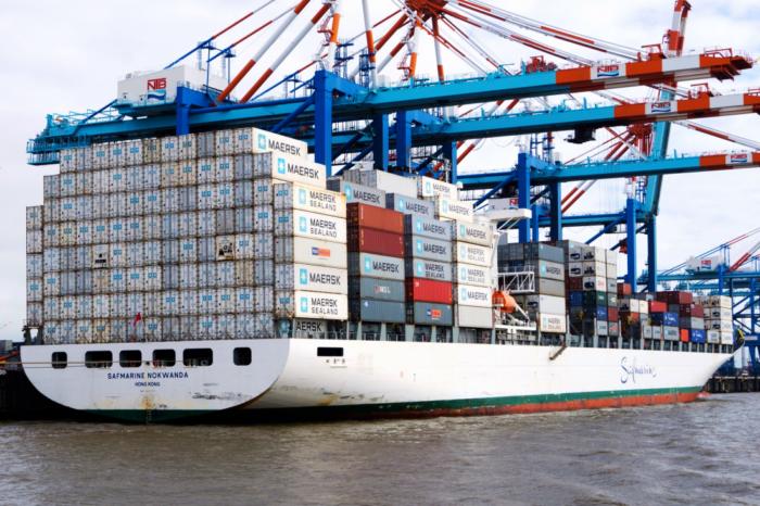 Maersk прекращает сотрудничество с Copenhagen Malmö Port