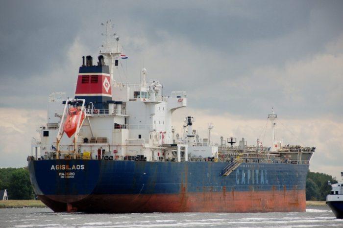 Ситуация в Гвинейском заливе обостряется: похищены четверо членов экипажа танкера