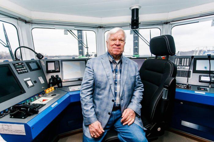 """Гендиректор """"Нибулона"""" призвал Зеленского ветировать закон """"О внутреннем водном транспорте"""""""