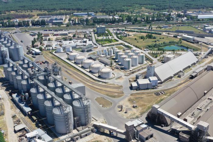 """За 2020 год порт """"Ника-Тера"""" обработал 7 млн тонн грузов"""