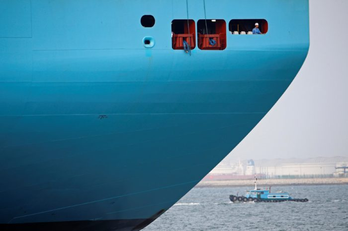 Maersk и CMA CGM просят ЕС о квотах для своего флота