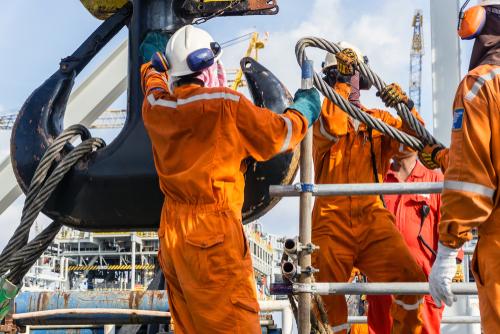 Бразилия временно освобождает моряков от правил миграции