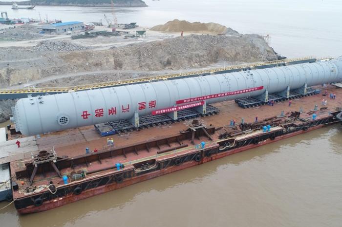 Впервые экспорт нефтепродуктов из Китая совершит частная компания
