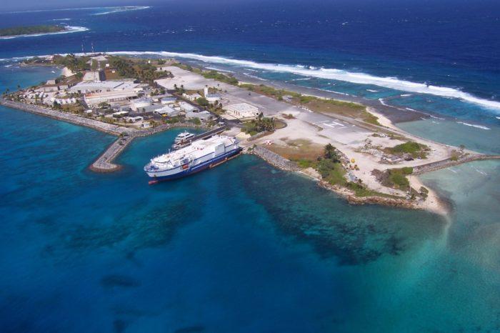 Судно с 650 кг кокаина прибило к берегу Маршалловых островов