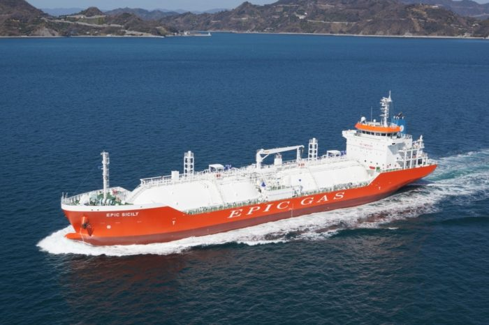 Epic Gas от BW приобретает флот у Lauritzen Kosan