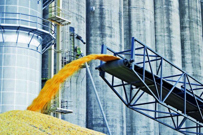 Названы крупнейшие зерновые терминалы ноября 2020 года – исследование Stark Shipping