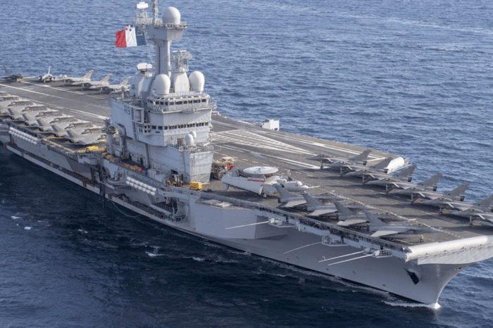 Франция построит атомный авианосец
