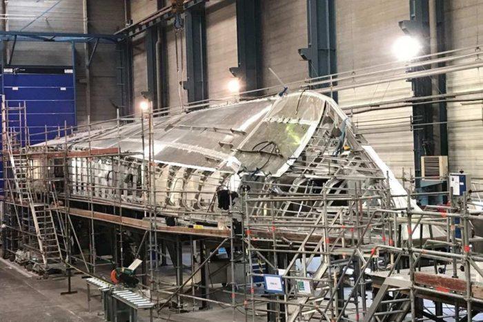 Во Франции строят первые катера для украинских пограничников