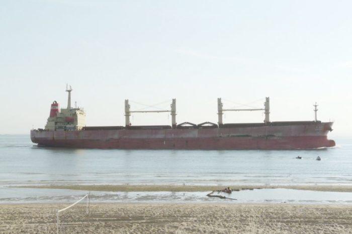 Одесские моряки уже полтора года не могут сойти с судна в Китае
