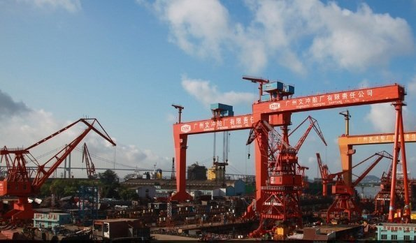 США добавили 29 китайских судостроительных предприятий в санкционный список