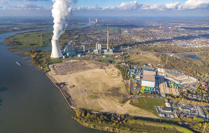 Maersk построит распределительный центр в Дуйсбурге